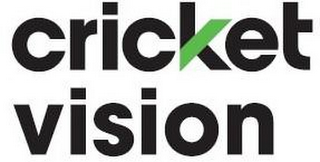 mark for CRICKET VISION, trademark #87948496