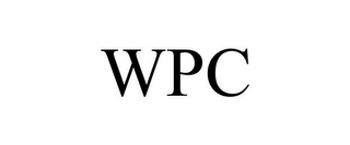 mark for WPC, trademark #87952296