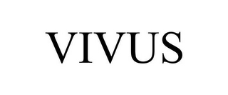mark for VIVUS, trademark #87954646