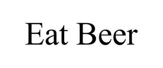 mark for EAT BEER, trademark #87975340