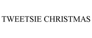 mark for TWEETSIE CHRISTMAS, trademark #87976406