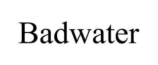 mark for BADWATER, trademark #87977707