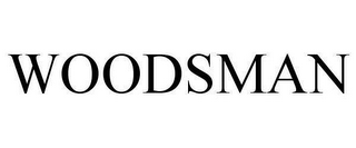 mark for WOODSMAN, trademark #87977714