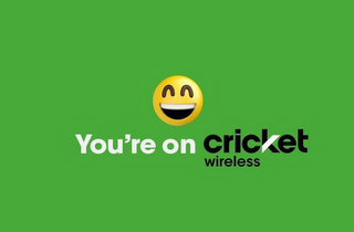 mark for YOU'RE ON CRICKET WIRELESS, trademark #88007495