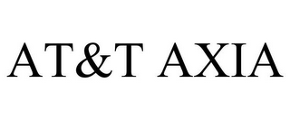 mark for AT&T AXIA, trademark #88012929
