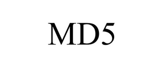 mark for MD5, trademark #88024643
