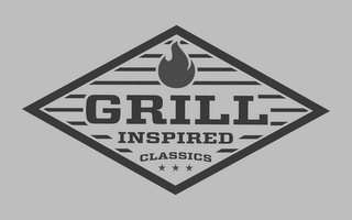 mark for GRILL INSPIRED CLASSICS, trademark #88027248