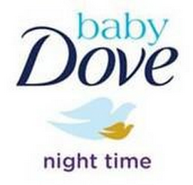 mark for BABY DOVE NIGHT TIME, trademark #88060039