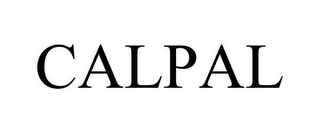 mark for CALPAL, trademark #88061093