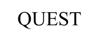 mark for QUEST, trademark #88068308