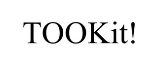 mark for TOOKIT!, trademark #88088496