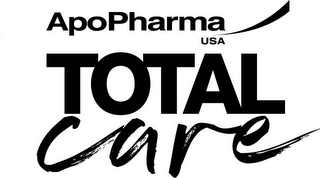 mark for APOPHARMA USA TOTAL CARE, trademark #88149794