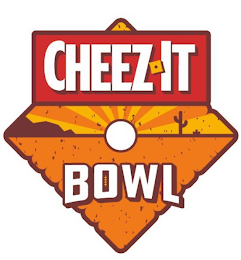 mark for CHEEZ-IT BOWL, trademark #88151766