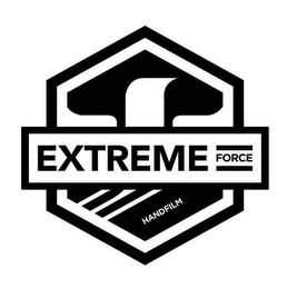 mark for EXTREME FORCE HANDFILM, trademark #88162579