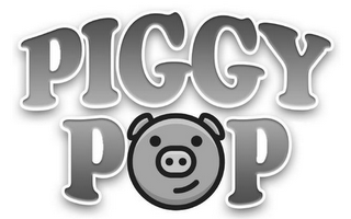 mark for PIGGY POP, trademark #88165840