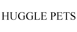 mark for HUGGLE PETS, trademark #88237044