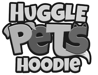 mark for HUGGLE PETS HOODIE, trademark #88316437