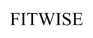mark for FITWISE, trademark #88338508
