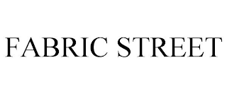 mark for FABRIC STREET, trademark #88379376