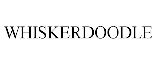 mark for WHISKERDOODLE, trademark #88404976