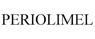 mark for PERIOLIMEL, trademark #88516726