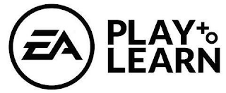 mark for EA PLAY TO LEARN, trademark #88522401