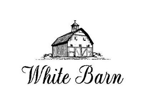 mark for WHITE BARN, trademark #88598432