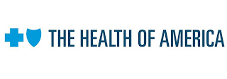 mark for THE HEALTH OF AMERICA, trademark #88616621