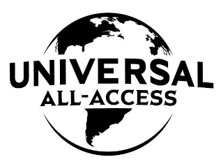 mark for UNIVERSAL ALL-ACCESS, trademark #88639709