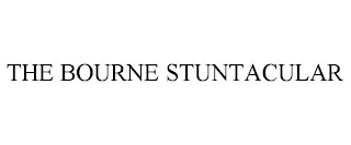 mark for THE BOURNE STUNTACULAR, trademark #88651929