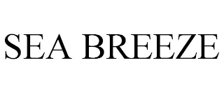 mark for SEA BREEZE, trademark #88659614