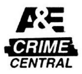 mark for A&E CRIME CENTRAL, trademark #88680933