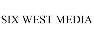 mark for SIX WEST MEDIA, trademark #88714295