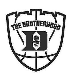 mark for THE BROTHERHOOD D, trademark #88722538