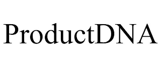 mark for PRODUCTDNA, trademark #88739732