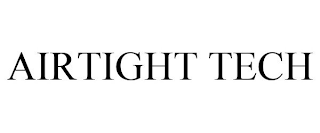 mark for AIRTIGHT TECH, trademark #88744883