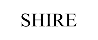 mark for SHIRE, trademark #88767241