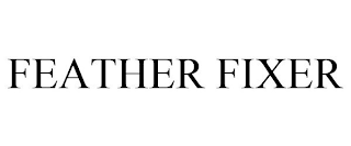 mark for FEATHER FIXER, trademark #88782541