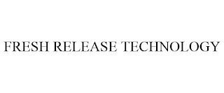 mark for FRESH RELEASE TECHNOLOGY, trademark #88812950