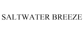 mark for SALTWATER BREEZE, trademark #88819239
