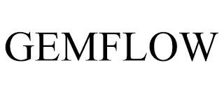 mark for GEMFLOW, trademark #88820867
