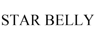 mark for STAR BELLY, trademark #88830633