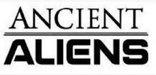 mark for ANCIENT ALIENS, trademark #88837132