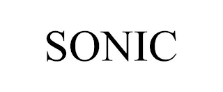 mark for SONIC, trademark #88904728