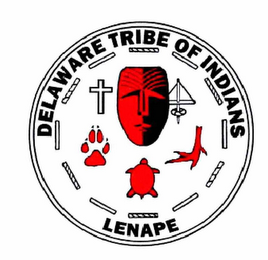 mark for DELAWARE TRIBE OF INDIANS LENAPE, trademark #89001559
