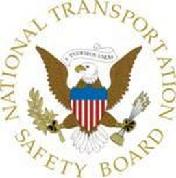 mark for NATIONAL TRANSPORTATION SAFETY BOARD E PLURIBUS UNUM, trademark #89001833