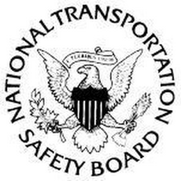 mark for NATIONAL TRANSPORTATION SAFETY BOARD E PLURIBUS UNUM, trademark #89001834