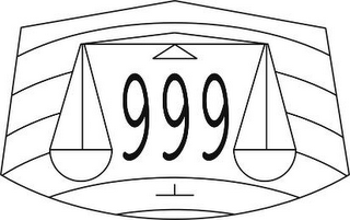 mark for 999, trademark #89001877