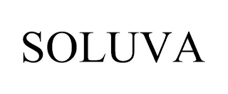 mark for SOLUVA, trademark #90003791
