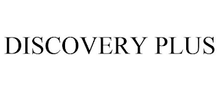 mark for DISCOVERY PLUS, trademark #90046353